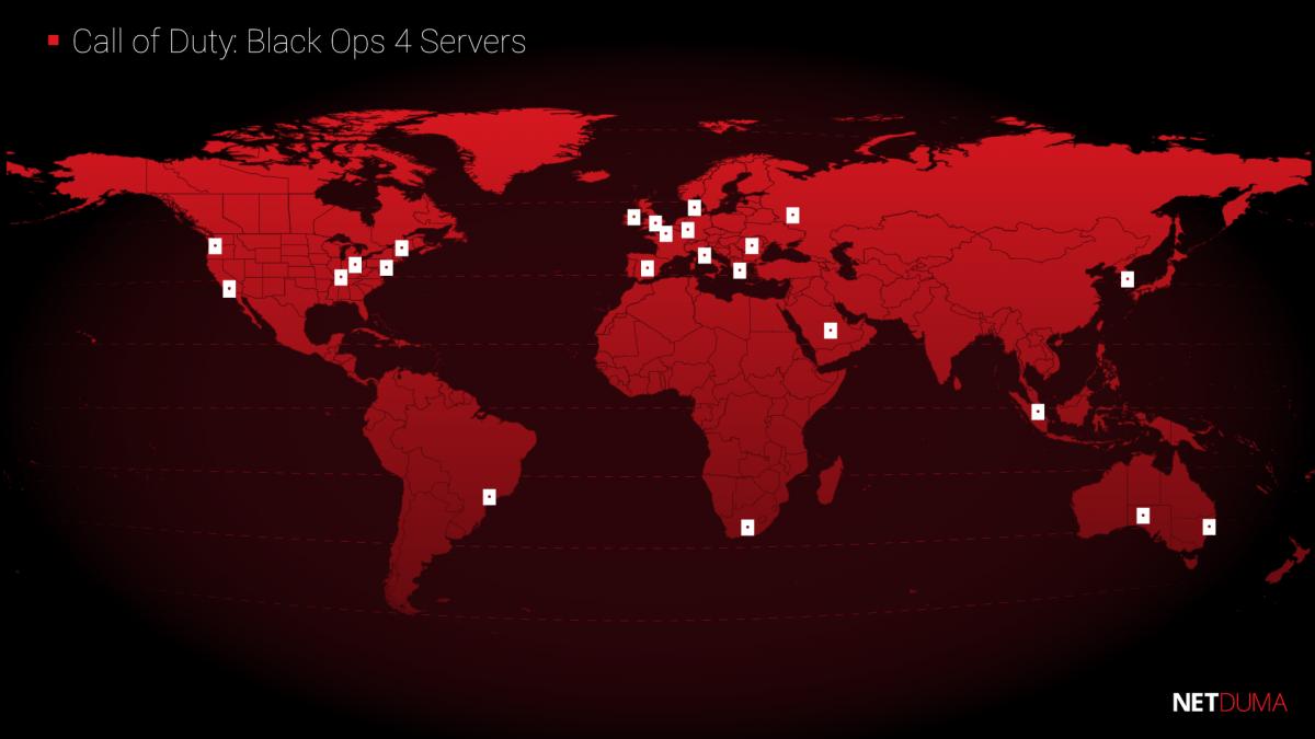 black ops 4 servers