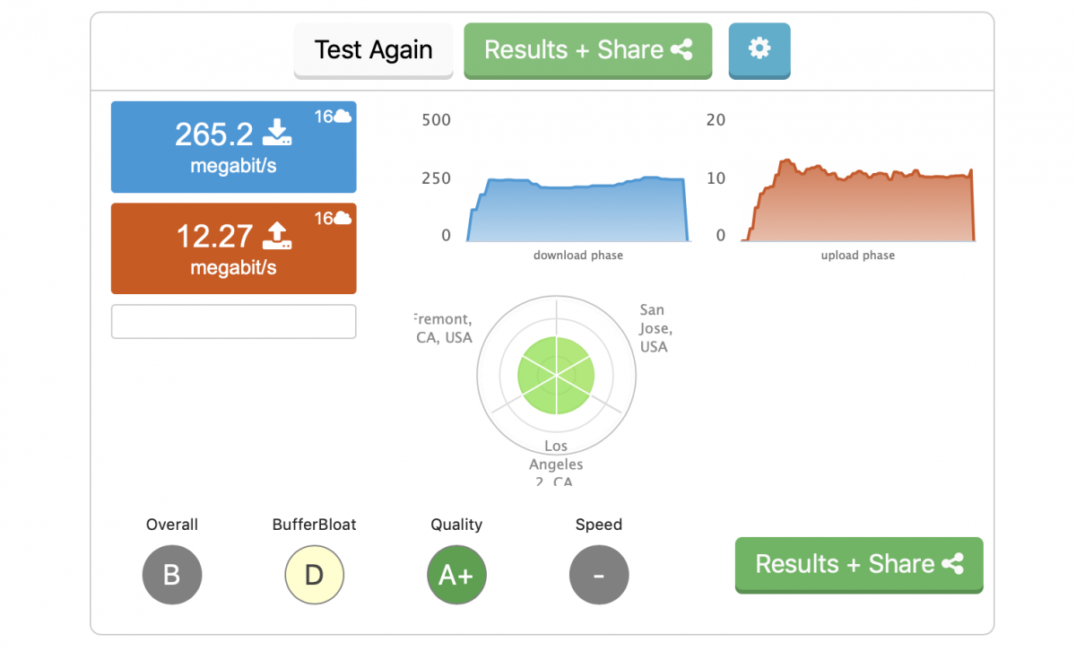 Inconsistent slower speeds with QOS enabled - DumaOS on