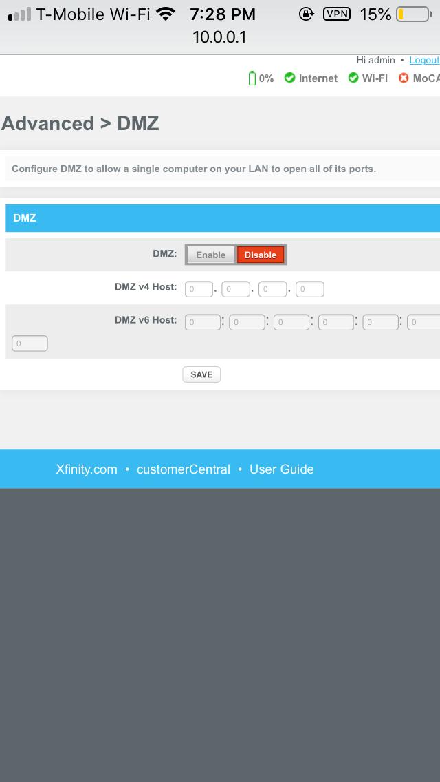no internet - Original Netduma R1 Firmware Support - Netduma