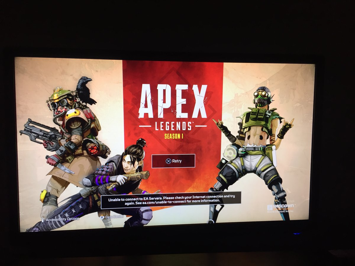 Apex legends - DumaOS on Netduma R1 Support (Open Beta