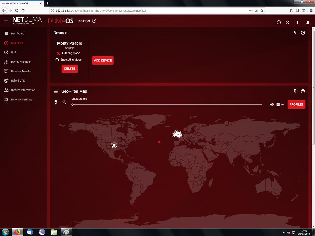 Destiny 2 private instance  - DumaOS on Netduma R1 Support