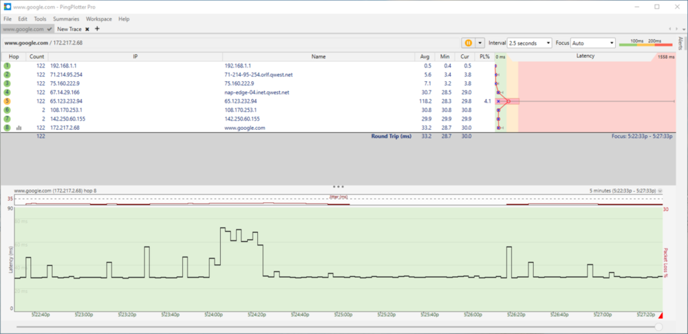 network adapter defult with ping test.PNG